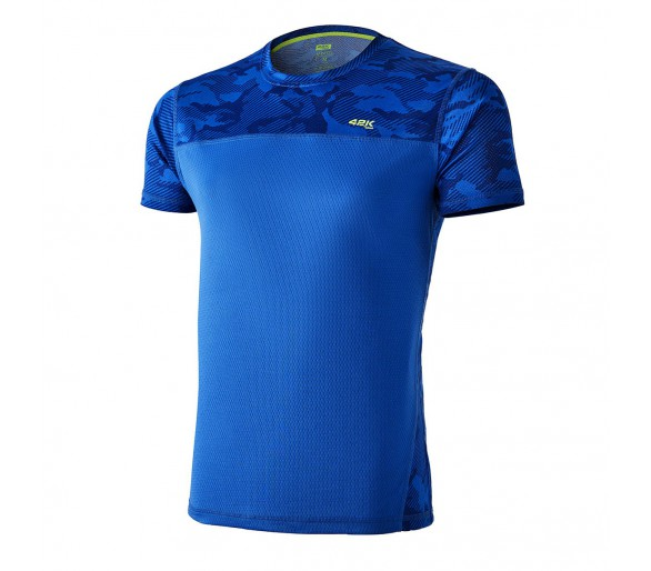 Camiseta camuflaje MIMET Electric Blue