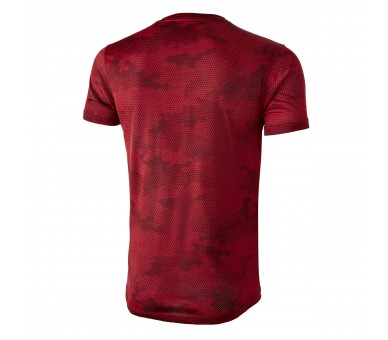 Camiseta camuflaje MIMET Red Hexagon