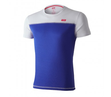 Camiseta técnica SYRUSS Electric blue