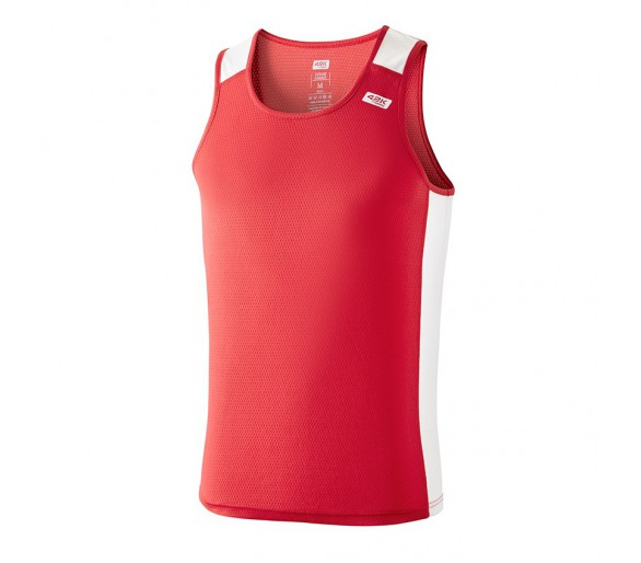 Camiseta técnica SYRUSS Summer man red