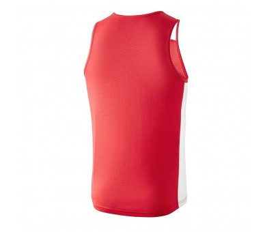 Camiseta de tirantes Syruss SUMMER Red