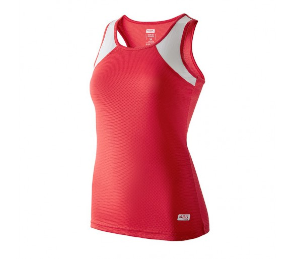 Camiseta mujer Syruss summer red