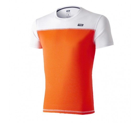 Camiseta técnica SYRUSS Fluor Orange man