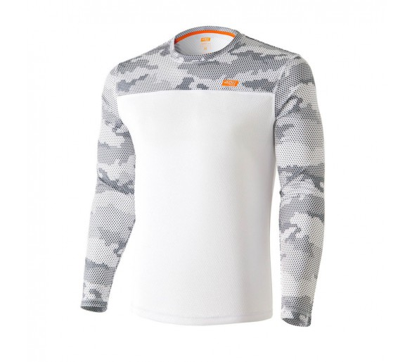 Camiseta camuflaje MIMET Winter white ML