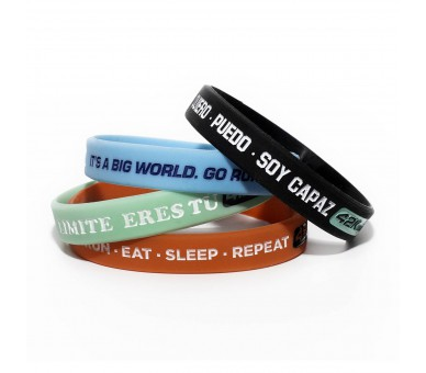 Pulsera RUN EAT SLEEP REPEAT