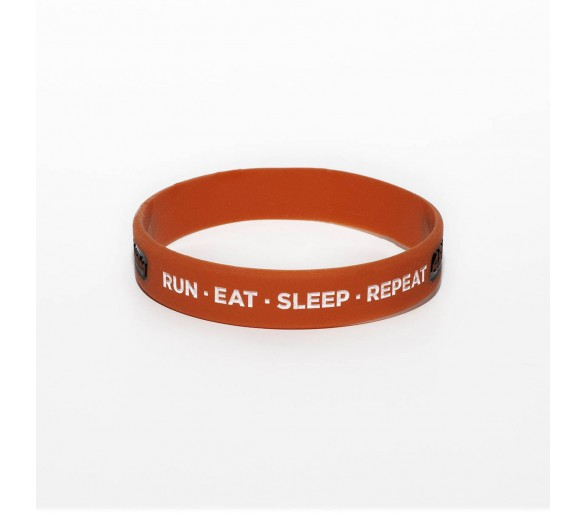 42K Pulsera silicona RUN EAT SLEEP REPEAT