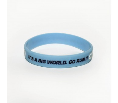 Pulsera IT's A BIG WORLD