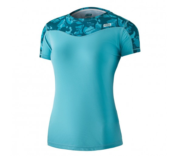Camiseta técnica mujer ARES Mint