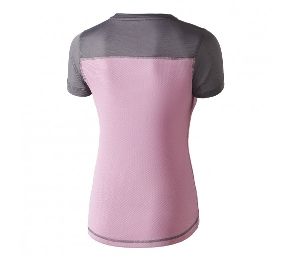 Camiseta técnica SYRUSS SilverPink mujer
