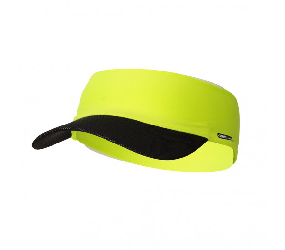 Visera técnica 42k KAILASH Fluor Yellow/black