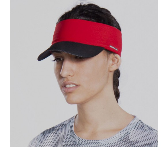 Visera técnica KAILASH Red/Black
