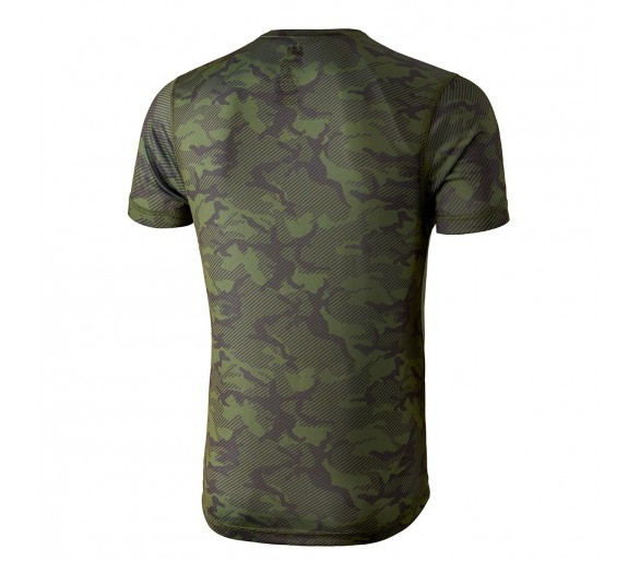Camiseta 42K MIMET Jungle M/C Camuflage
