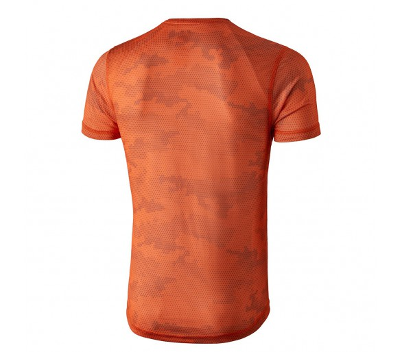 Camiseta MIMET Flame Orange