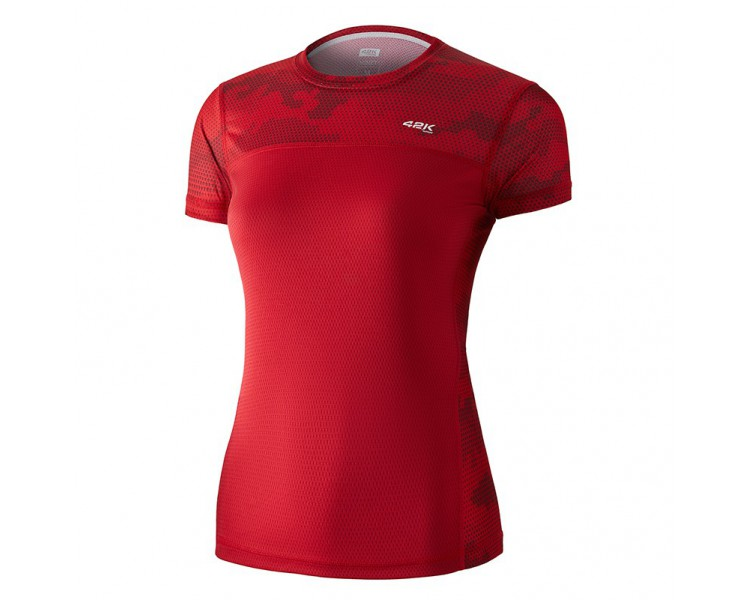 Camiseta técnica MIMET woman ruby