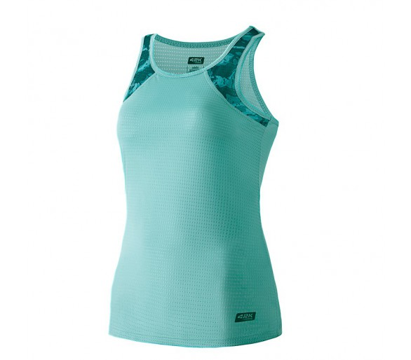 Camiseta 42k ARES SUMMER MUJER Mint