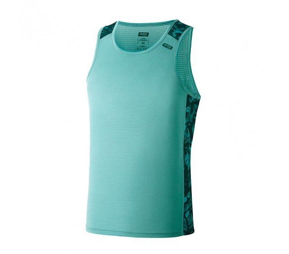 Camiseta técnica ARES Summer man mint