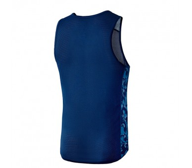 Camiseta técnica ARES Summer man imperial blue