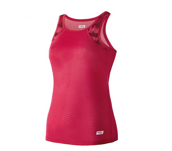 Camiseta ARES SUMMER MUJER Raspberry
