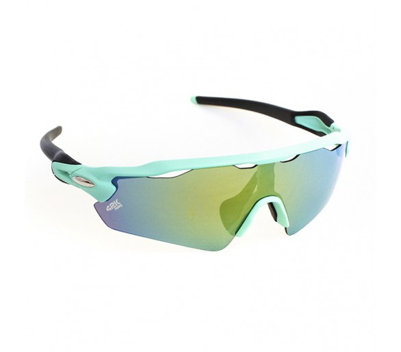Gafas Running 42k MORFEO mint/black