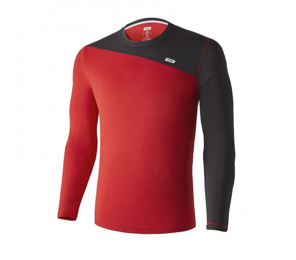 Camiseta ATRIA WINTER Aurora Red