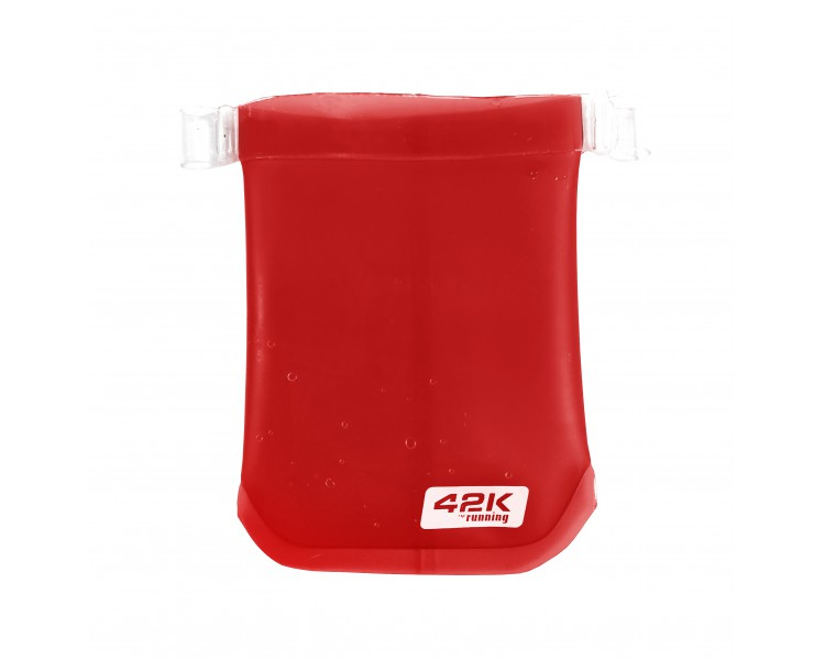 Vaso trail NEPAL plegable 170ml rojo