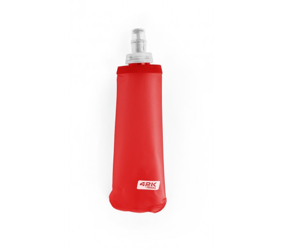Botella soft flask ATLAS ROJO 250 ml