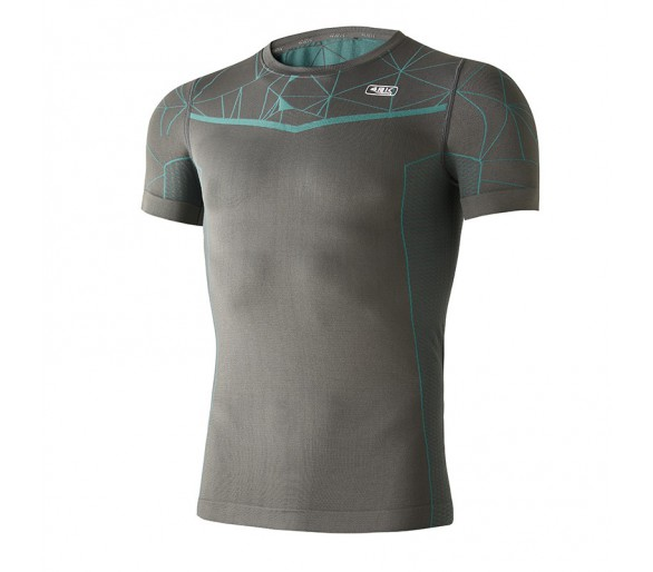 Camiseta termocompresiva LHOTSE Grey