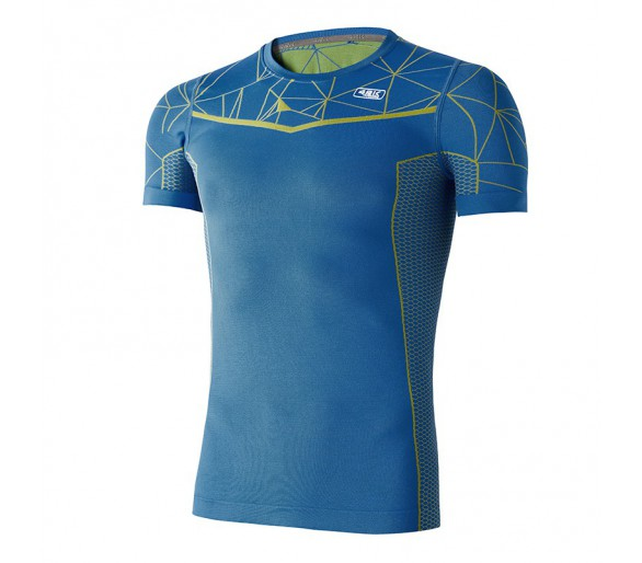 Camiseta termocompresiva LHOTSE Blue