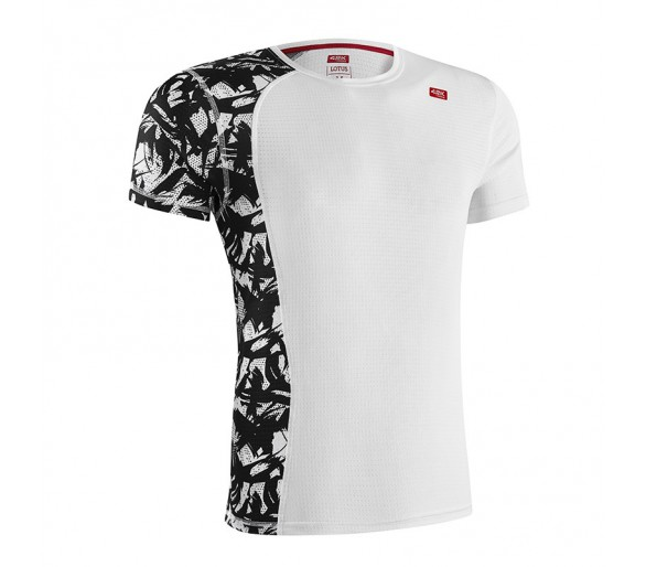 Camiseta LOTUS Original White M. Corta