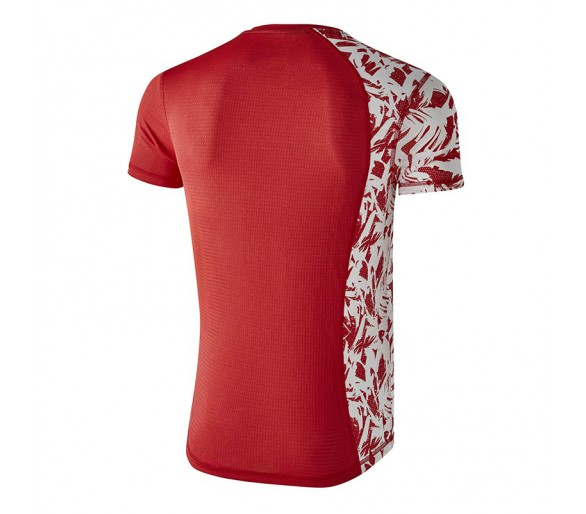 Camiseta 42K LOTUS Fire Red Manga Corta