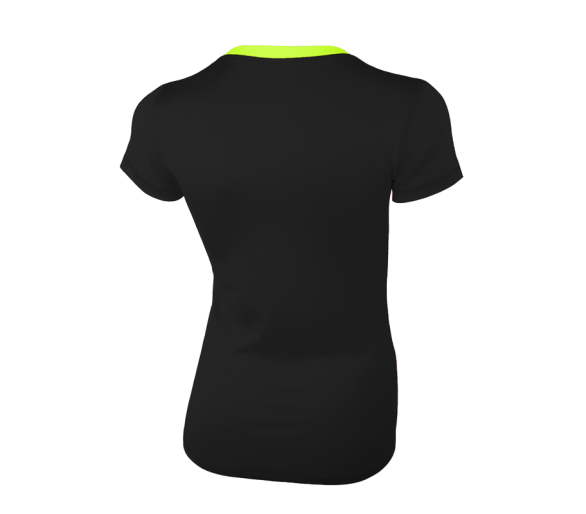 Camiseta Club C Woman Amarilla