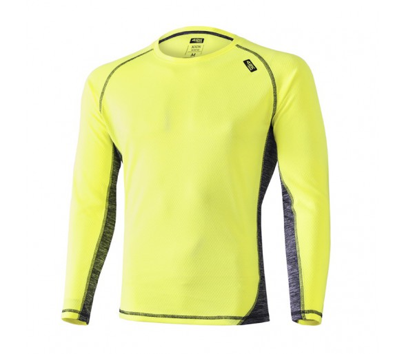 Camiseta 42k Xion Winter Fluor Yellow