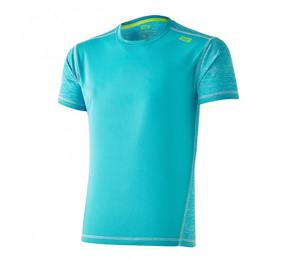 Camiseta running Xion2 Blue River m/c