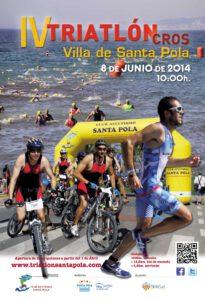 cartel-triatlon-santa-pola-2014