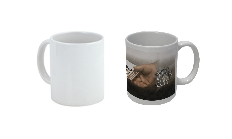taza de porcelana 42krunning