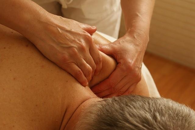 entrenamiento invisible masaje