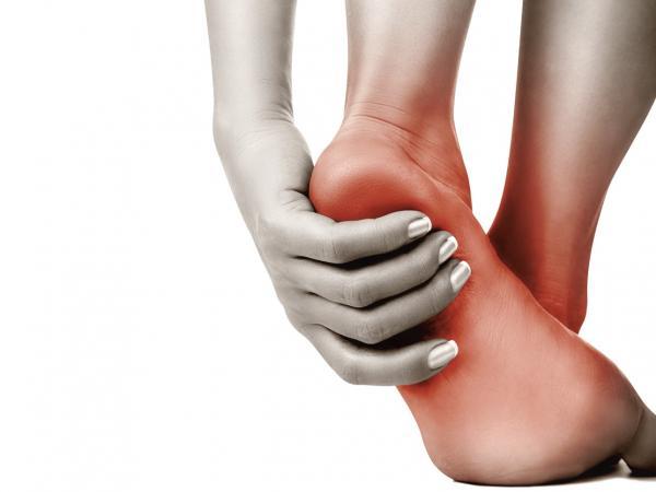 Con que se quita el dolor de la planta del pie