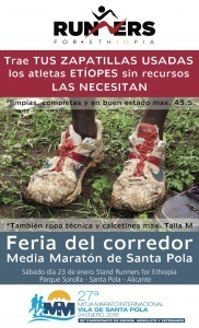 runners for etiopía