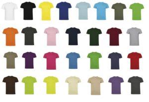 camiseta-algodon-165-grs-colores