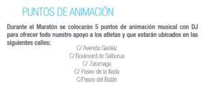 PUNTOS DE ANIMACION