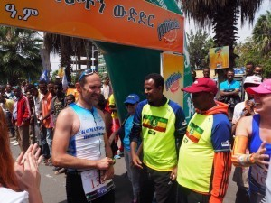 Maratón Awassa