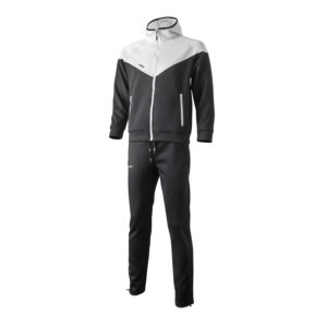 Chandal blanco y negro Break - 42k Running